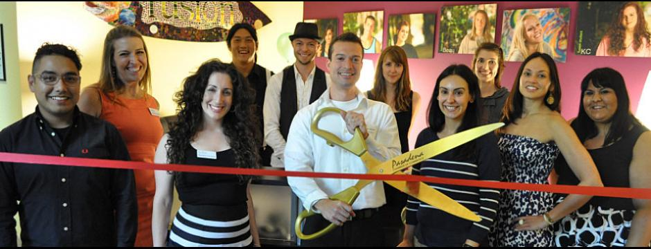 Fusion Academy Ribbon Cutting