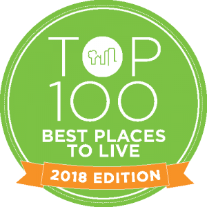 Livability top 100 cities