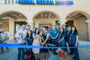 Animal Medical Hospital opens