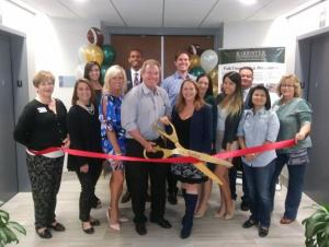 Barrister Executive Suites open house