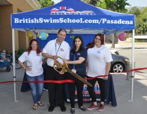 British Swim School opens