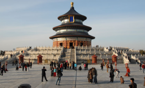China trip to the Forbidden City