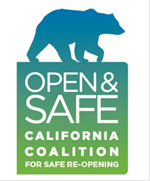 California Coalition for Safe Re-opening logo