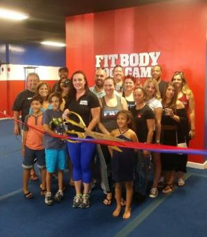 Fit Body Boot Camp opened