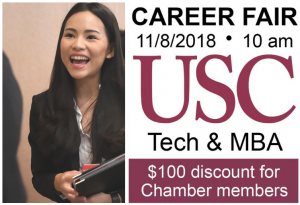 Tech career fair