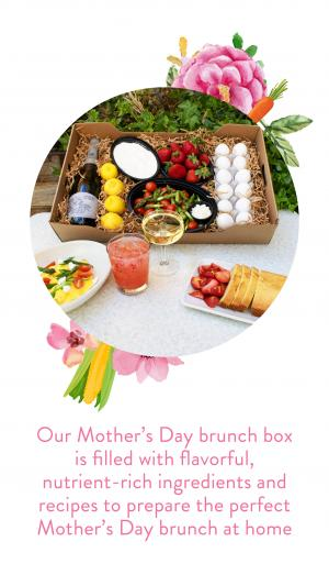 Mother's day at True Food Kitchen