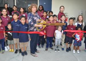 Judson School grand opening