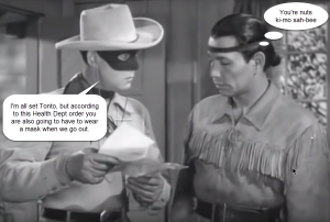 Funny Lone ranger image