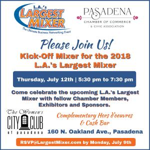 largest Mixer kick off event