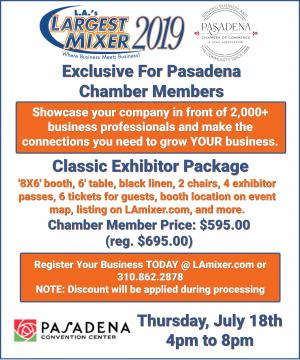 LA's largest mixer offer
