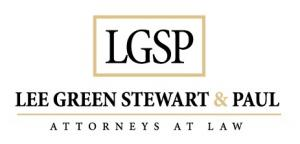 Lee Green Stuart and Paul logo