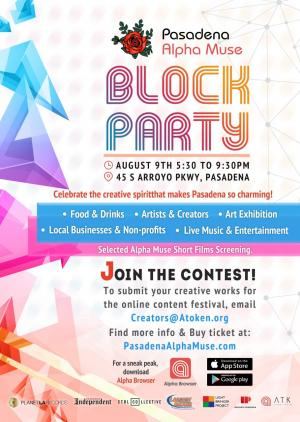 Muse block party
