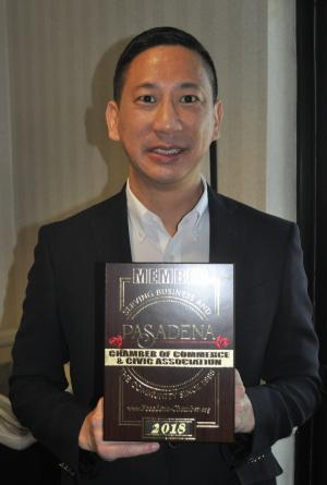 Marvin Lau with Transpacific Financial