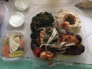 Take Out from Raffi's