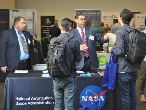 NASA at the Small Business Opportunity Fair