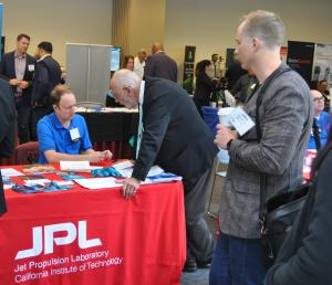JPL at the Small Business Opportunity Fair