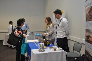 Honeybee Robotics at Small Business Opportunity Fair