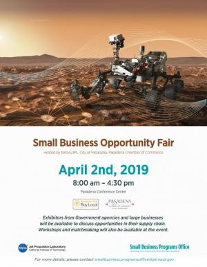 Small Business Opportuniuty Fair