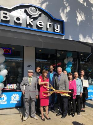 Leberry opened in Pasadena