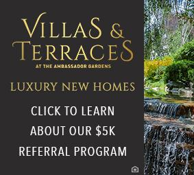 Villas and Terraces Luxury Homes