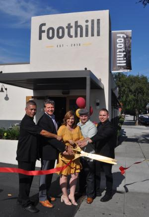 Foothill opens