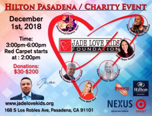 Jade Loves Kids Charity Event