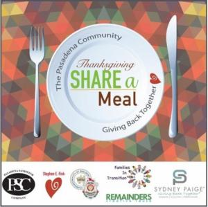 Share a Meal at Thanksgiving